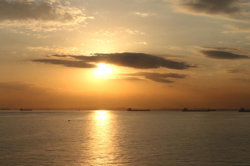 東京湾アクアライン・海ほたる