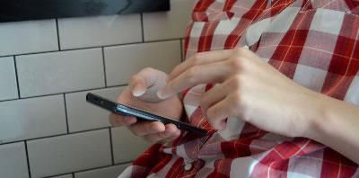 スマートフォン対策